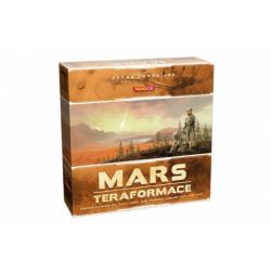 Obrázek MARS: teraformace