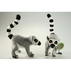 Obrázek Plyš Lemur