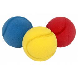 Obrázek míček soft barevný 2 ks v sáčku 7 cm