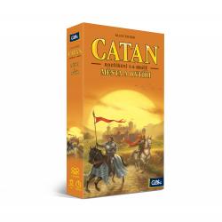 Obrázek ALBI Catan - Města a rytíři 5-6 hráčů