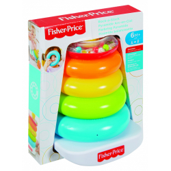 Obrázek Fisher Price kroužky na tyči
