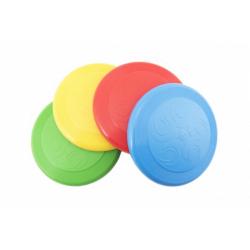 Obrázek Létající talíř Frisbee plast 23cm 4 barvy 12m+