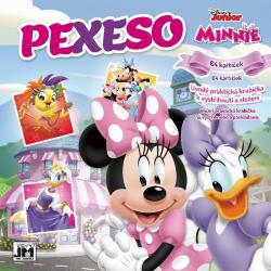 Obrázek Pexeso v sešitu Minnie