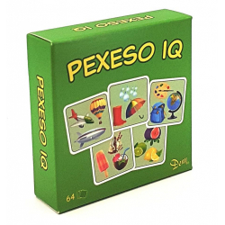 Obrázek Pexeso IQ v krabičce