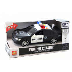 Obrázek Policejní auto baterie