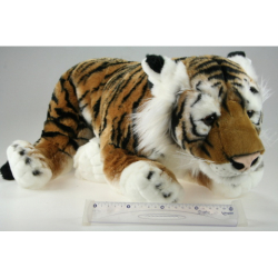 Obrázek Plyš Tygr hnědý