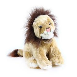 Obrázek plyšový lev 20 cm