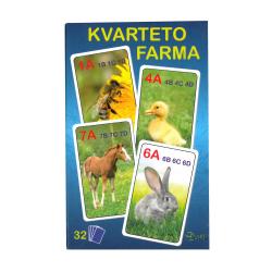 Obrázek kvarteto Farma