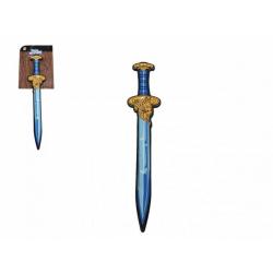 Obrázek Meč pěnový měkký 52cm na kartě