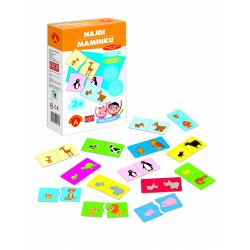 Obrázek Hra školou® Najdi maminku kreativní hra