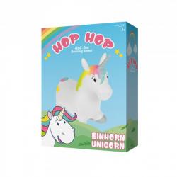 Obrázek Hopsadlo HOP HOP jednorožec 55x50cm