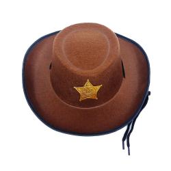 Obrázek Dětský kovbojský klobouk
