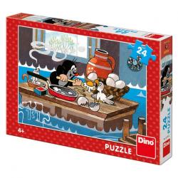 Obrázek Puzzle Krtek a orel 24D
