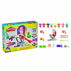 Obrázek Play-Doh bláznivé kadeřnictví