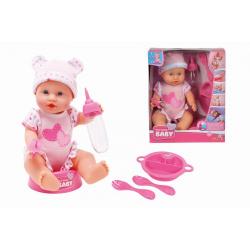 Obrázek Nbb Panenka Baby Care 30 cm