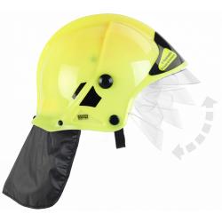 Obrázek Klein Hasičská helma žlutá