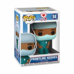Obrázek Funko POP Heroes: Front Line Worker- Male #2