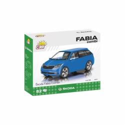 Obrázek Cobi 24571  Škoda Fabia combi model 2019