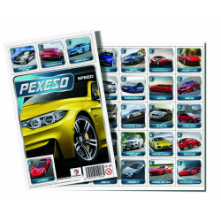 Obrázek pexeso Auto Speed