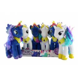 Obrázek My Little Pony Plyšový poník 25cm s hřívou na česání