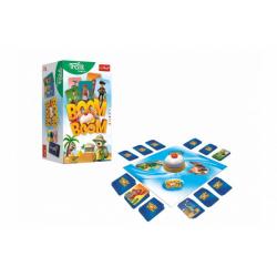 Obrázek Boom Boom Rodina Trefliků společenská hra v krabici 14x26x10cm