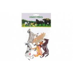Obrázek Domácí zvířátka 5 ks v sáčku