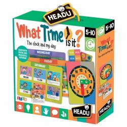 Obrázek HEADU: Kolik je hodin?