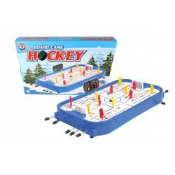 Obrázek Hokej společenská hra plast/kov v krabici 54x38x7cm