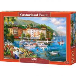 Obrázek Puzzle Castorland 500 dílků - Přístav lásky
