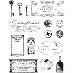 Obrázek Razítka gelová - Francouzské značky