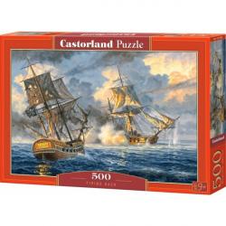 Obrázek Puzzle Castorland 500 dílků - Námořní bitva