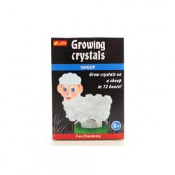 Obrázek Rostoucí krystaly ovečka