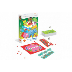 Obrázek Číslohraní vzdělávací naučná hra v krabici 19x28x4cm