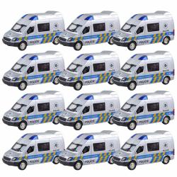 Obrázek Auto kovové Polícia 1:36