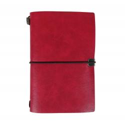 Obrázek ALBI Červený luxusní diář