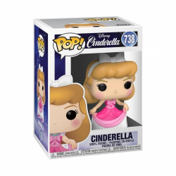 Obrázek Funko POP Disney: Cinderella S2  - Cinderella in Pink Dress