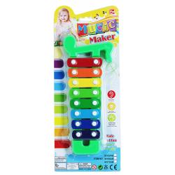 Obrázek xylofon dětský 2 druhy