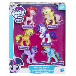 Obrázek My Little Pony Kolekce 6 poníků
