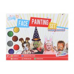 Obrázek Malování na obličej s příslušenstvím