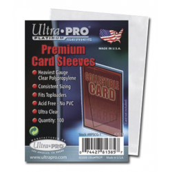 Obrázek UltraPro: Platinum Premium Card Sleeves