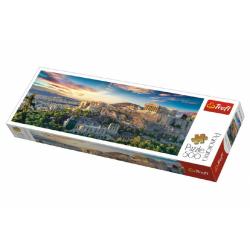 Obrázek Puzzle Acropolis, Atény panorama 500 dílků 66x23,7cm