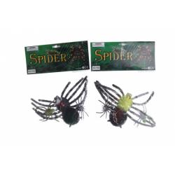 Obrázek Pavouk gumový pískací
