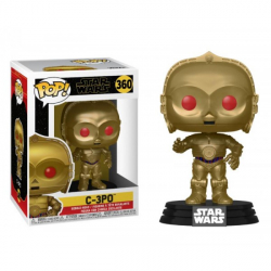 Obrázek Funko POP Star Wars: Rise of Skywalker - C-3PO (Red Eyes) (MT)