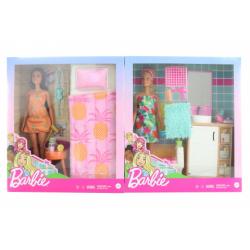 Obrázek Barbie Pokoj a panenka  GTD87
