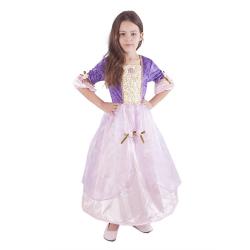 Obrázek kostým princezna Fialka vel. M