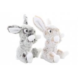Obrázek Plyš Králík sedící 14 cm