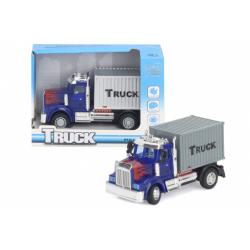 Obrázek Auto kamion na baterie