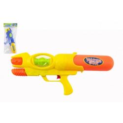 Obrázek Vodní pistole plast 50cm 2 barvy v sáčku
