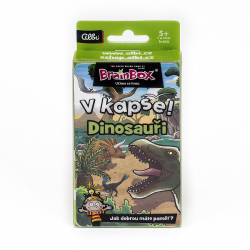 Obrázek V kapse! Dinosauři