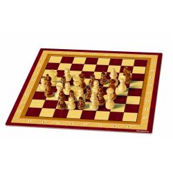 Obrázek Šachy dřevěné společenská hra